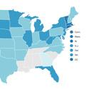Minimum Wage Data Map